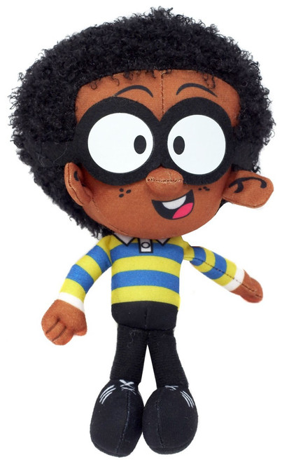 Nickelodeon Loud House Clyde 8-Inch Plush