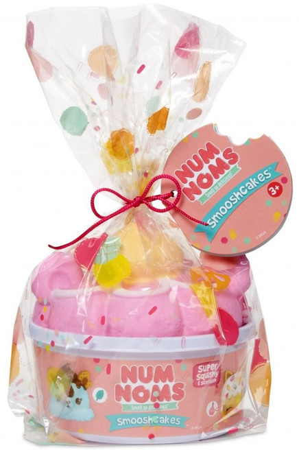 Num Noms Smooshcakes Sugar Creme Squeeze Toy