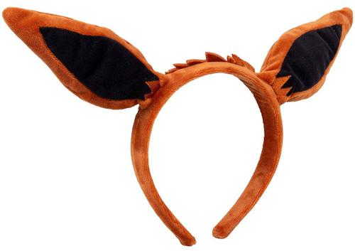 Pokemon Headband Plush Eevee Headband