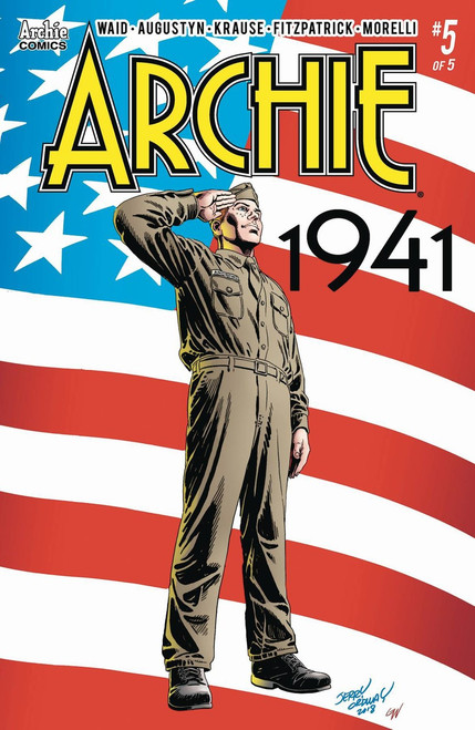 Archie Comic Publications Archie 1941 #5 Comic Book [Lotay Cover B]