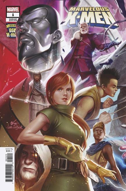 Marvel Comics Age of X-Men: Marvelous X-Men #1 Comic Book [Inhyuk Lee Variant]