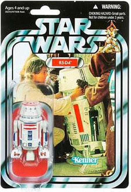 Star Wars A New Hope 2011 Vintage Collection R5-D4 Action Figure #40