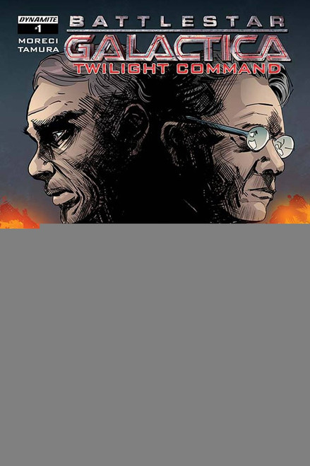 Dynamite Entertainment Battlestar Galactica #1 Twilight Command Comic Book [Tamura Cover B]