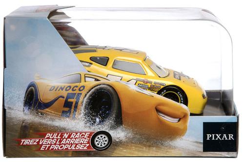 Disney / Pixar Cars Cars 3 Pull 'N' Race Slider Petrolski Exclusive Diecast Car