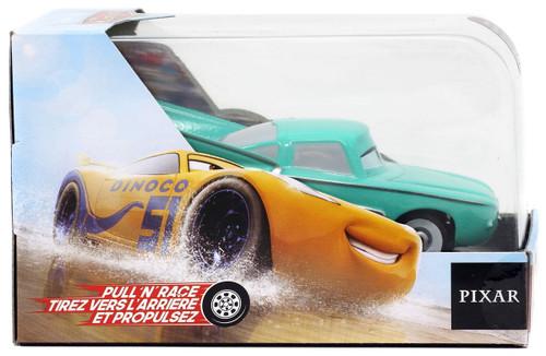 Disney / Pixar Cars Cars 3 Pull 'N' Race Flo Exclusive Diecast Car