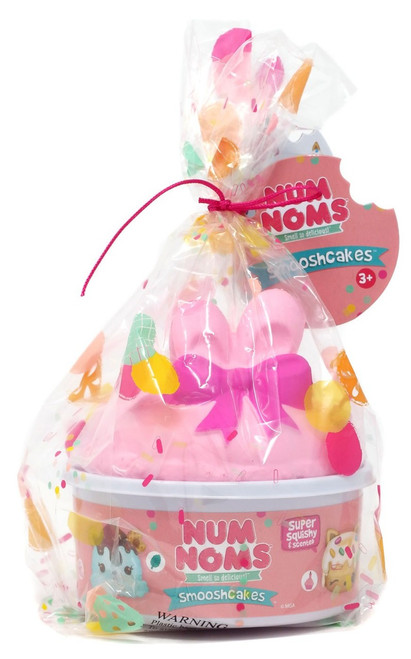 Num Noms Smooshcakes S.B. Snacks Squeeze Toy