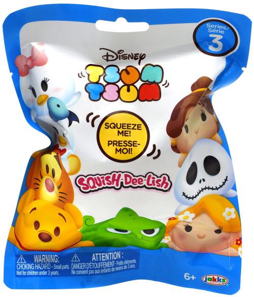 Disney Squish-Dee-Lish Tsum Tsum Series 3 Mystery Pack