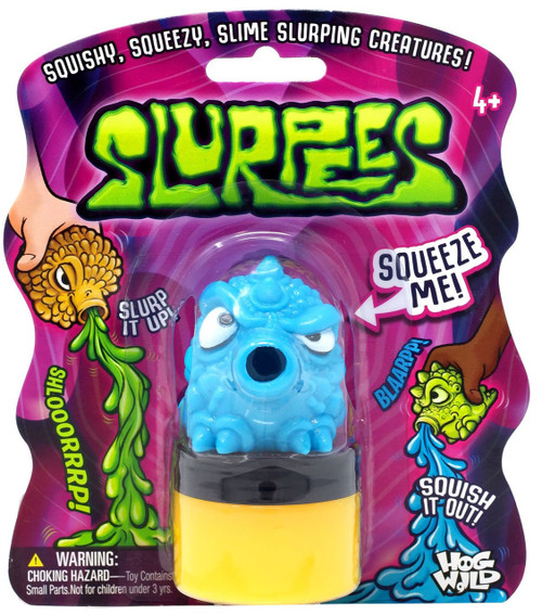 Slurpees Blue Monster Squeeze Toy [Version 3]