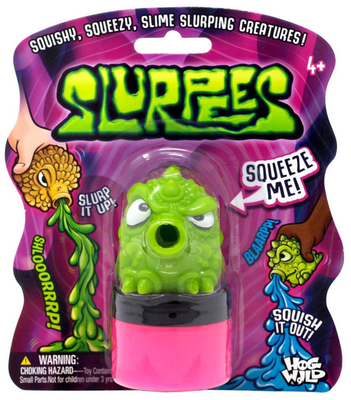 Slurpees Green Monster Squeeze Toy [Version 3]