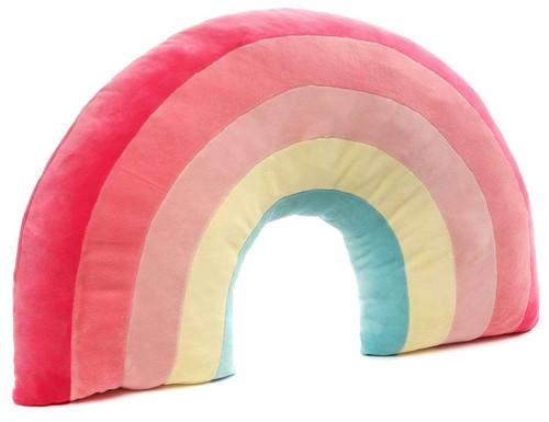 Gund Rainbow 24-Inch Plush Pillow