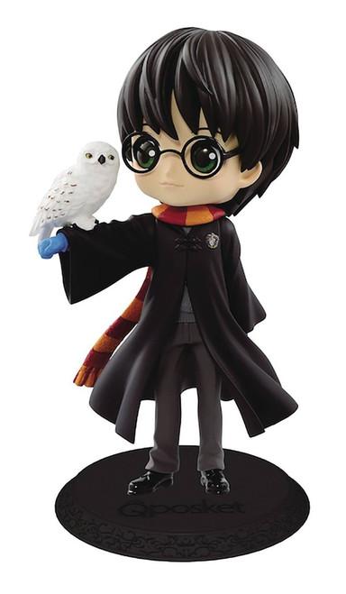 Q Posket Harry Potter 5.5-Inch Collectible PVC Figure [Normal Color Version 2]