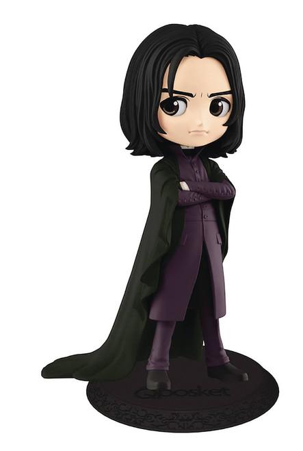 Harry Potter Q Posket Severus Snape 5.5-Inch Collectible PVC Figure [Normal Color Version]