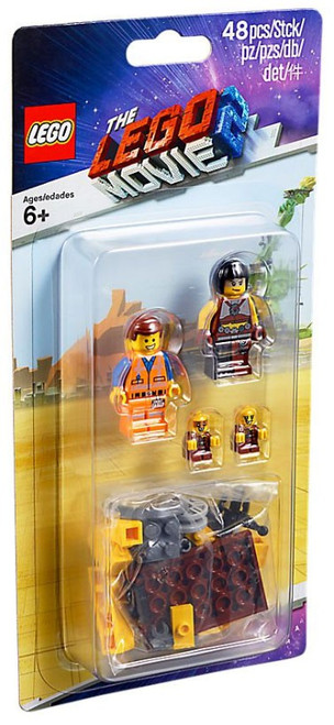 The LEGO Movie 2 Accessory Set [2019, Sewer Babies]