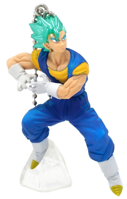 Dragon Ball Super Battle Figure Series 02 Super Saiyan Blue Vegito Buildable Figure [Loose]
