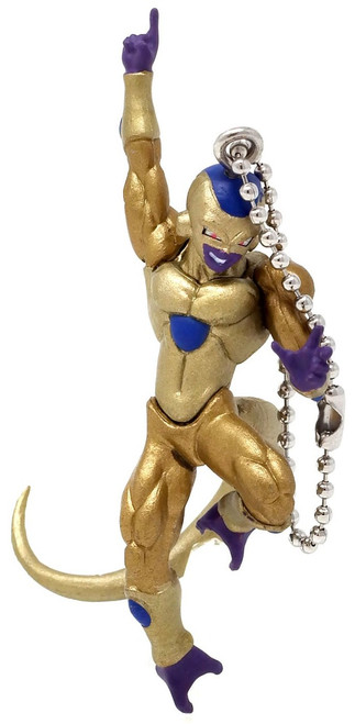 Dragon Ball Super Battle Figure Series 02 Golden Frieza Buildable Figure [Loose]