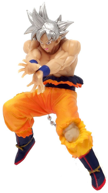 Dragon Ball Super Battle Figure Series 02 Goku Ultra Instinct Buildable Figure [Loose]