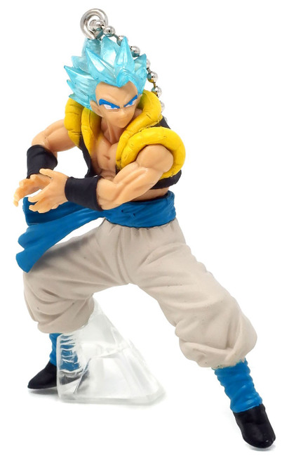 Dragon Ball Super Battle Figure Series 02 Super Saiyan Blue Gogeta Buildable Figure [Super Saiyan God Super Saiyan Loose]