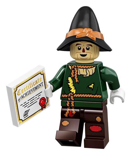 The LEGO Movie 2 Scarecrow Minifigure [Loose]