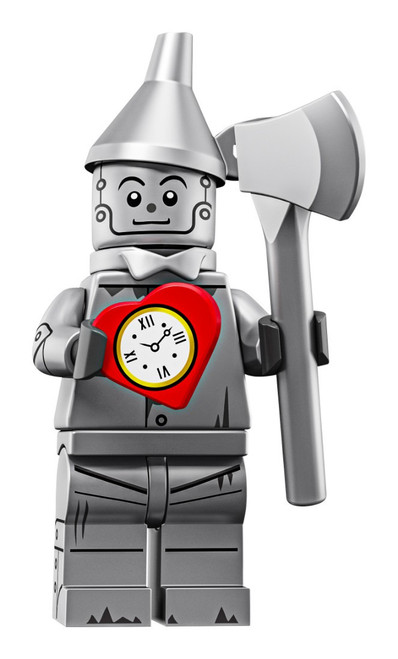 The LEGO Movie 2 Tin Man Minifigure [Loose]