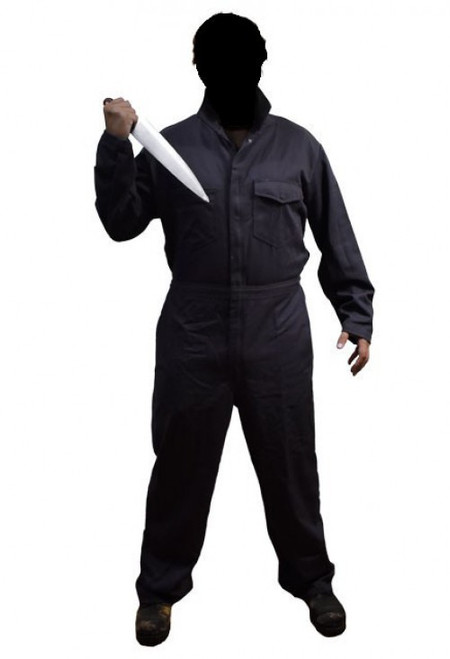 Halloween 2018 Michael Myers Adult Coveralls Costume [Adult Size]