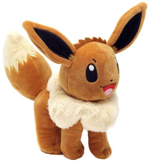 Pokemon Eevee 8-Inch Plush
