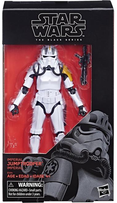 Star Wars Black Series Imperial Jumptrooper Exclusive Action Figure