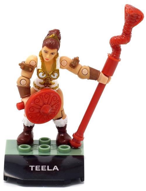 Mega Construx Masters of the Universe Teela Minifigure [Loose]