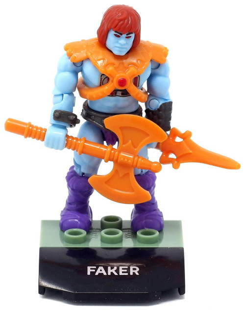 Mega Construx Masters of the Universe Faker 2-Inch Minifigure [Loose]
