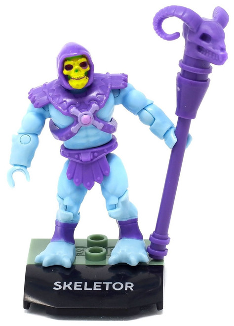 Mega Construx Masters of the Universe Skeletor Minifigure [Loose]