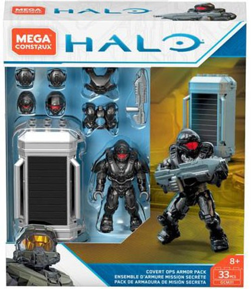 Halo Covert Ops Armor Pack Set