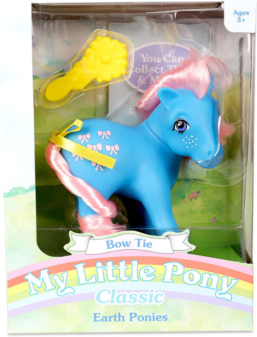 My Little Pony Classic Earth Ponies Bow Tie Figure