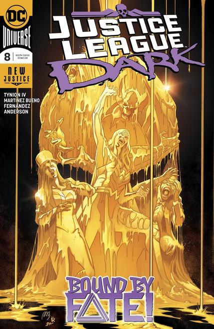 DC Justice League Dark #8 Comic Book