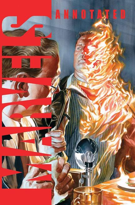 Marvel Comics Marvel Annotated #1 Comic Book