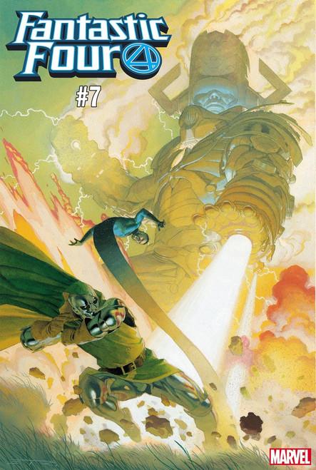 Marvel Comics Fantastic Four #7 Comic Book