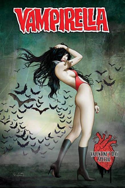 Dynamite Entertainment Vampirella One Shot Valentines Day Special Comic Book