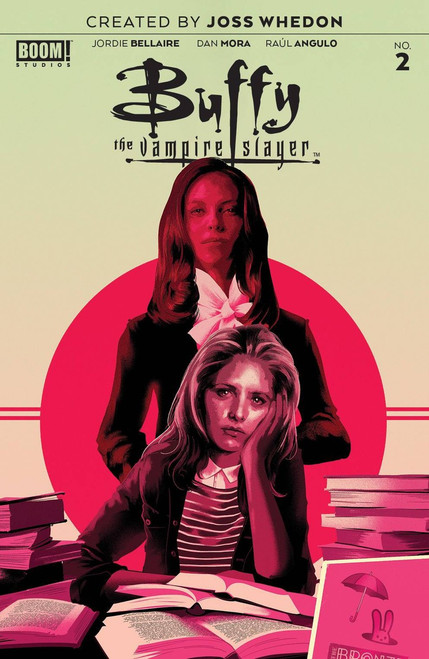 Boom Studios Buffy The Vampire Slayer #2 Comic Book [Cover A Taylor]