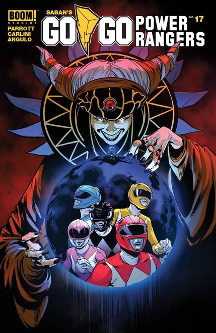 Boom Studios Go Go Power Rangers #17 Beyond The Grid Comic Book