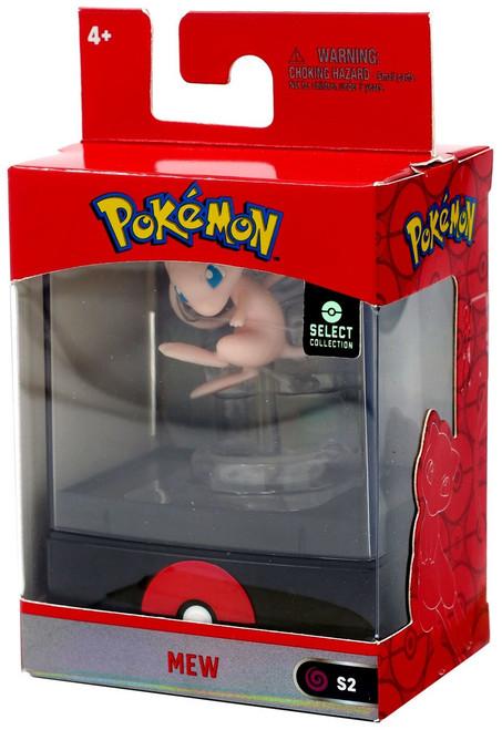 Pokemon Select Collection Series 2 Mew 2-Inch Mini Figure