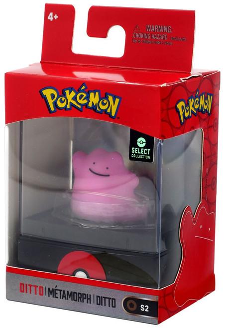 Pokemon Select Collection Series 2 Ditto 2-Inch Mini Figure