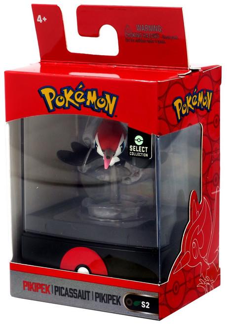 Pokemon Select Collection Series 2 Pikipek 2-Inch Mini Figure