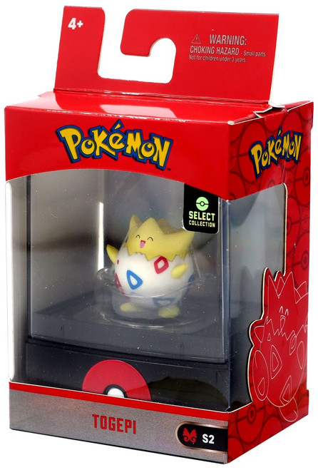 Pokemon Select Collection Series 2 Togepi 2-Inch Mini Figure