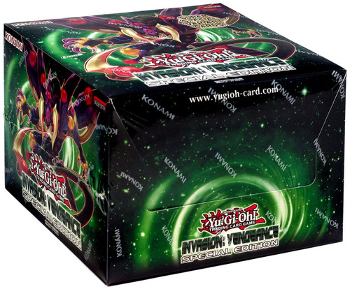 YuGiOh Trading Card Game Invasion: Vengeance Special Edition DISPLAY Box [10 Units]