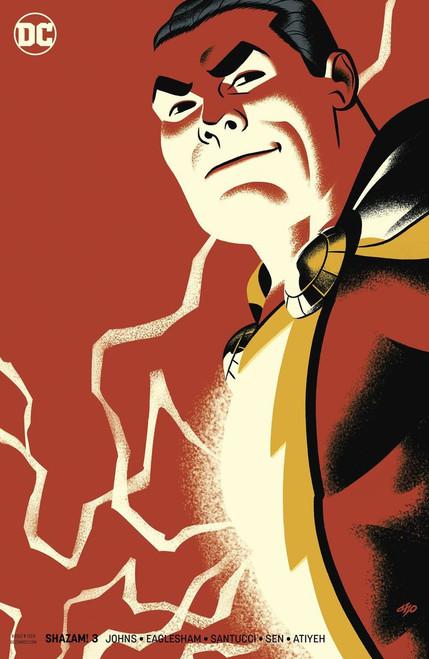 DC Shazam! #3 Comic Book [Michael Co Variant Cover]