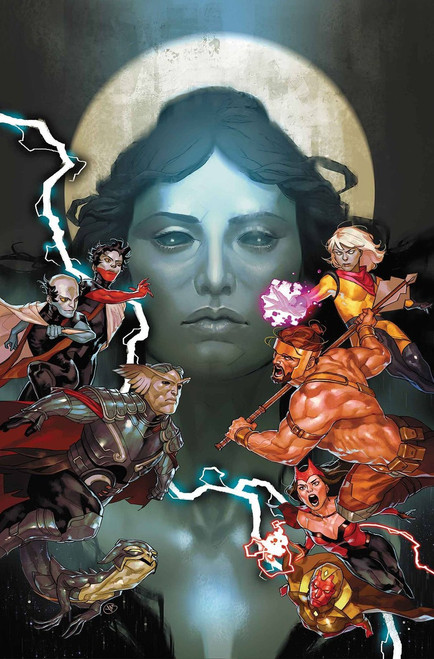 Marvel Comics Avengers: No Road Home #2 of 10 Comic Book