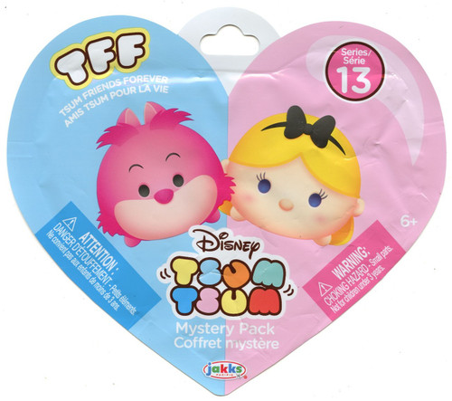 Disney Tsum Tsum Series 13 Tsum Friends Forever Mystery Stack Pack