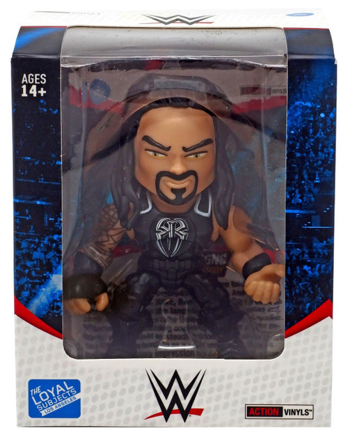 WWE Wrestling Action Vinyls Roman Reigns Vinyl Figure