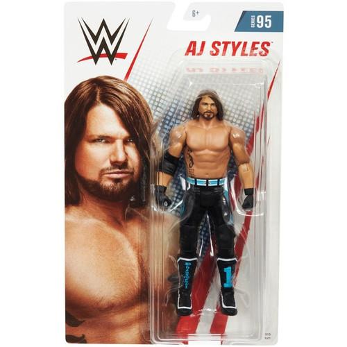 WWE Wrestling Series 95 AJ Styles Action Figure