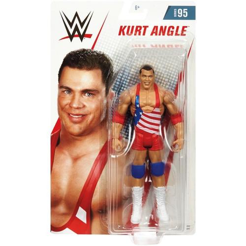 WWE Wrestling Series 95 Kurt Angle Action Figure