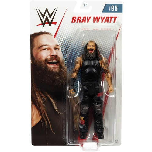 WWE Wrestling Series 95 Bray Wyatt Action Figure