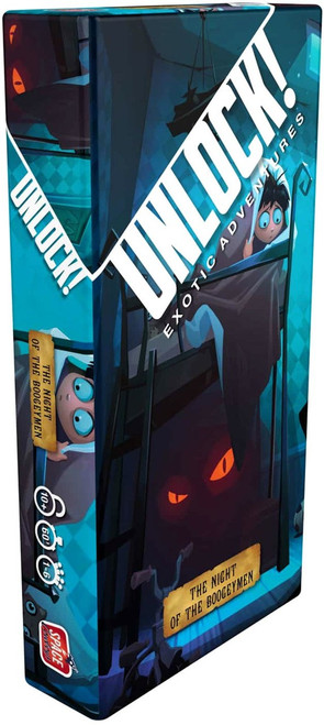 Unlock! The Night of the Boogeymen